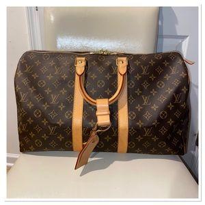 Louis Vuitton Keepall 45 Weekender Duffel Luggage